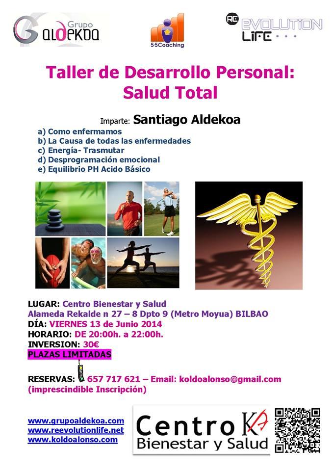 Salud Total Mental Coach en Centro Bienestar y Salud