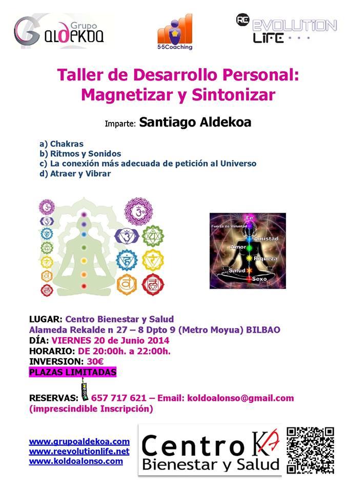 MAGNETIZAR Y SINTONIZAR