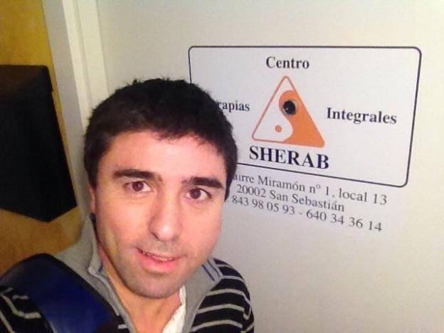 Koldo Alonso en Centro Bienestar Donostia - San Sebastián Sherab Centro de Terapias Integrales Aguirre Miramon nº 1 local 13