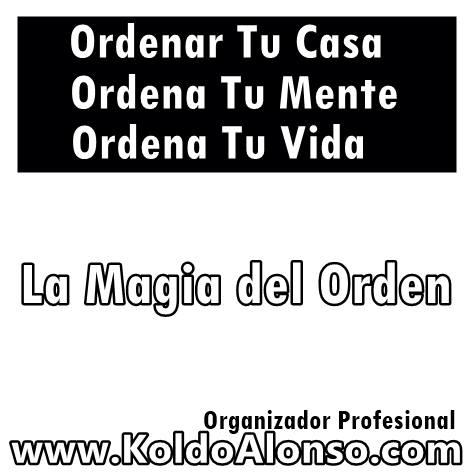 El orden es la magia en acci n centro bienestar y salud for La magia del orden