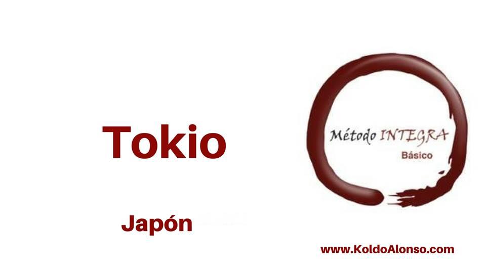 Curso Metodo INTEGRA en TOKIO JAPON con Koldo Alonso TRANSFORMANDO desde el SUBCONSCIENTE Liberar EMOCIONES
