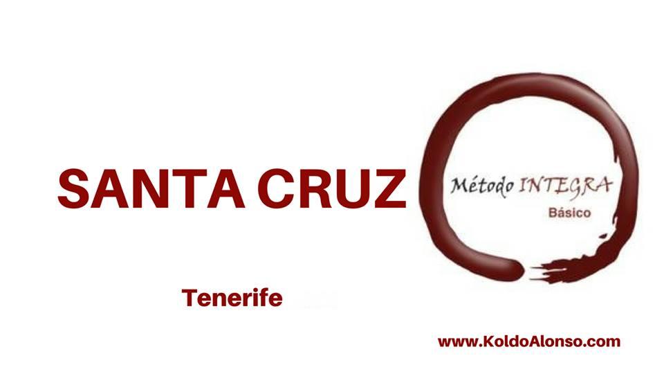 Koldo Alonso en SANTA CRUZ de TENERIFE - Islas Canarias con el Metodo INTEGRA Cursos y Sesiones de TRANSFORMACION Liberacion EMOCIONAL y SUBCONSCIENTE Positivo
