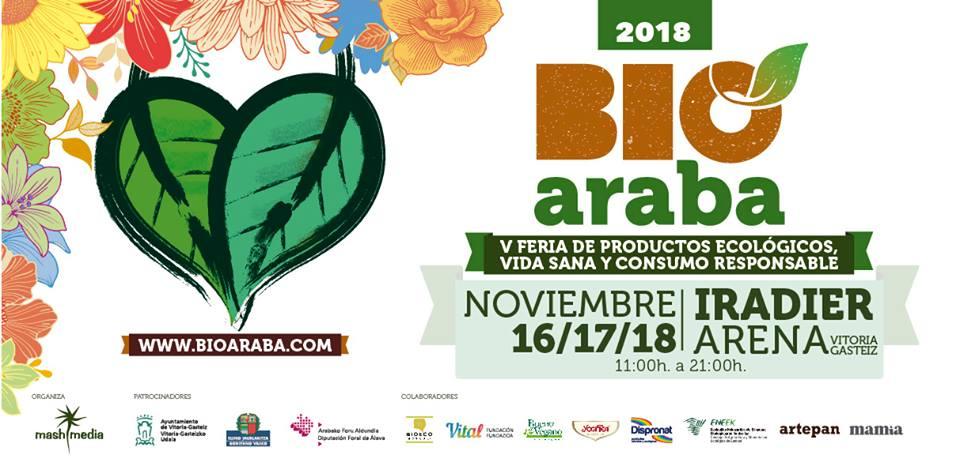 en BioAraba Feria de la Vida Sana