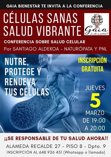 Células Sanas Salud Vibrante