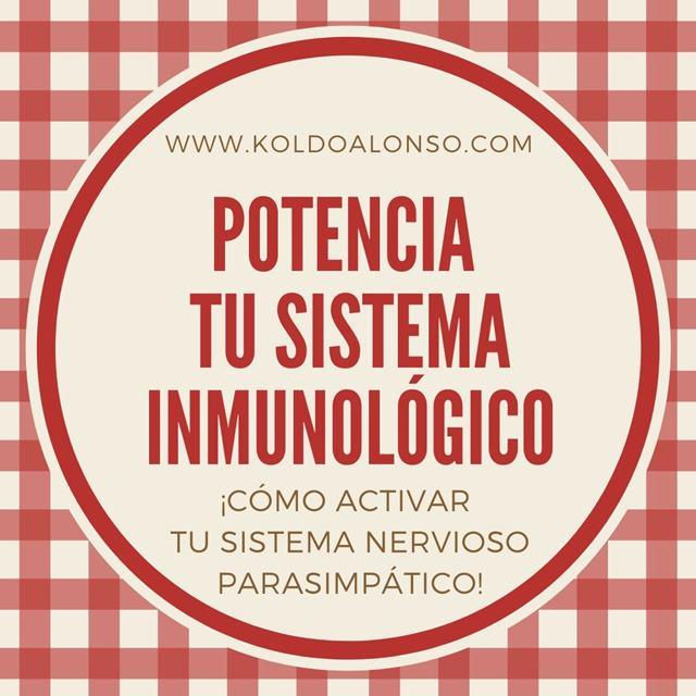 Cómo potenciar el sistema inmunológico