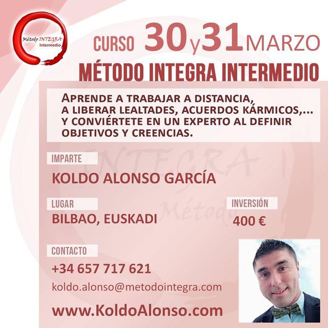 Metodo Integra Intermedio en Bilbao y Pamplona